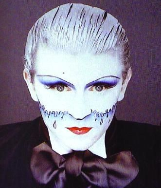 Steve Strange is one of my heroes!