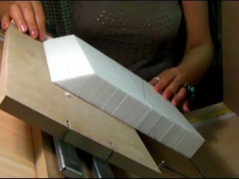 DIY CORTADORA GRANDE PARA POREXPAN, ANIME, ICOPOR - YouTube