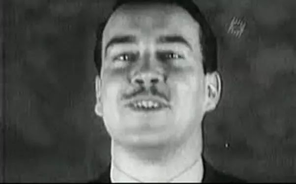 """Hitler's nephew, who he would come to call """"my loathsome nephew"""", was originally named William Patrick Hitler, but he later changed it to William Patrick Stuart-Houston to distance himself from his uncle's name after WWII. William was born in Liverpool, the son of Adolf Hitler's half brother, Alois Hitler, Jr., and an Irish woman named Bridget Dowling."""