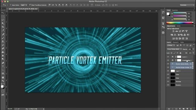 In this video I talk about how you can use the TP Toolkit Pro (Thinking Particles in Cinema 4D made easy) to create a cool vortex animation and graphic using Cinema 4D and Photoshop.    Learn more about the TP Toolkit Pro here: https://sellfy.com/p/MZt3    Check out a similar and really cool tutorial here by my friend Fasial: https://vimeo.com/71137059