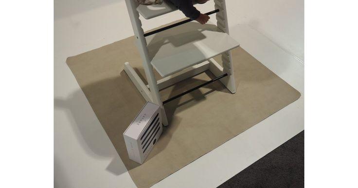 Gathre Leather High Chair Mat
