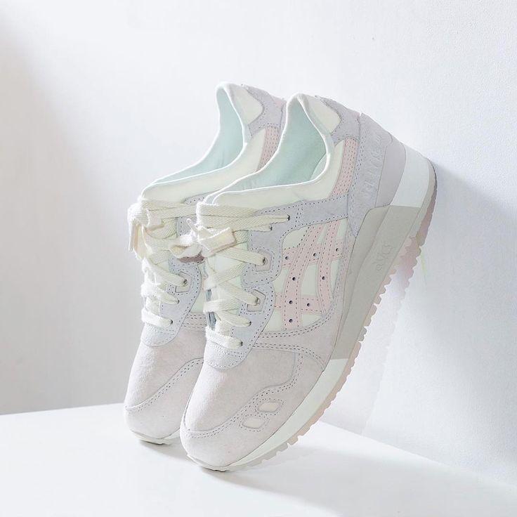 Sneakers femme - Asics Gel Lyte III (©ninpoi)