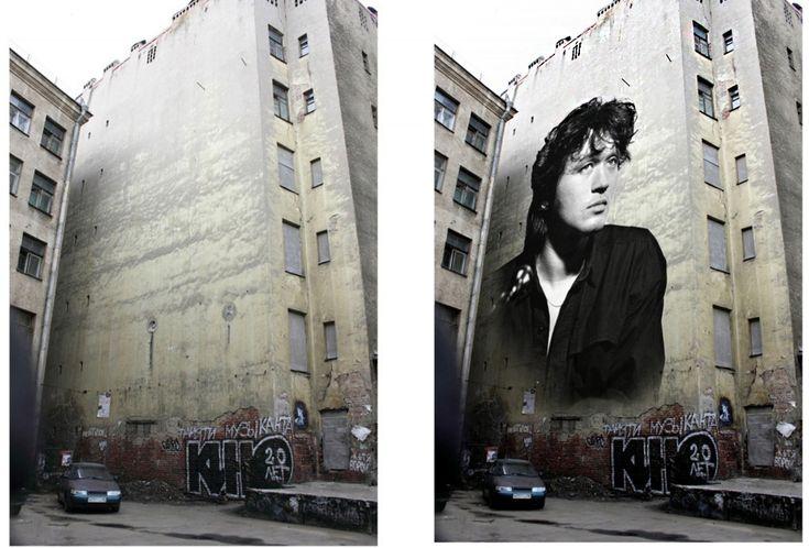 черно белые фото в санкт петербурге цоя любят только туристы