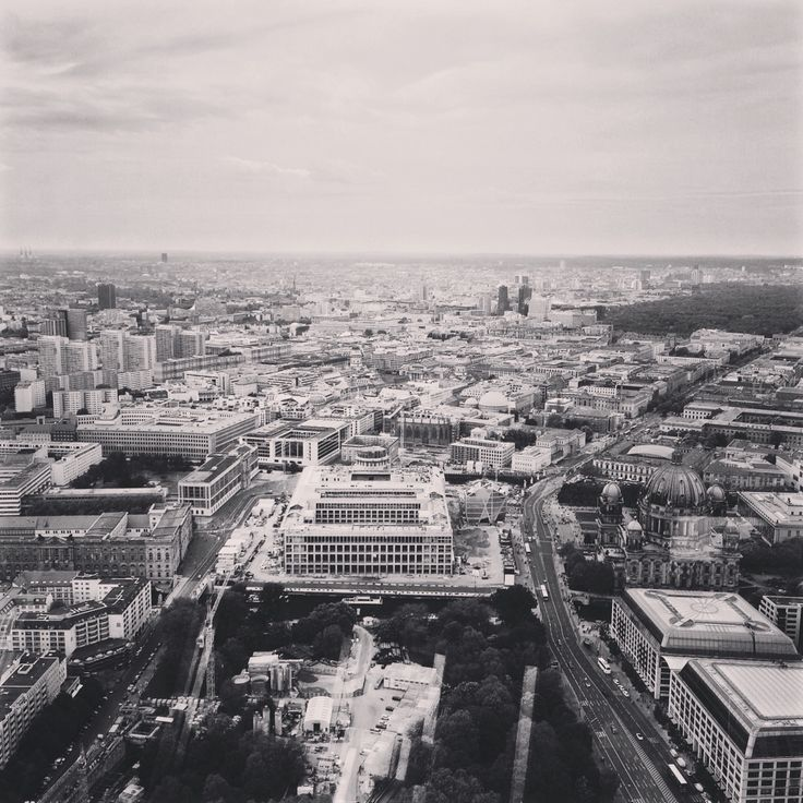 #Berlin #Travel #Fernsehturm