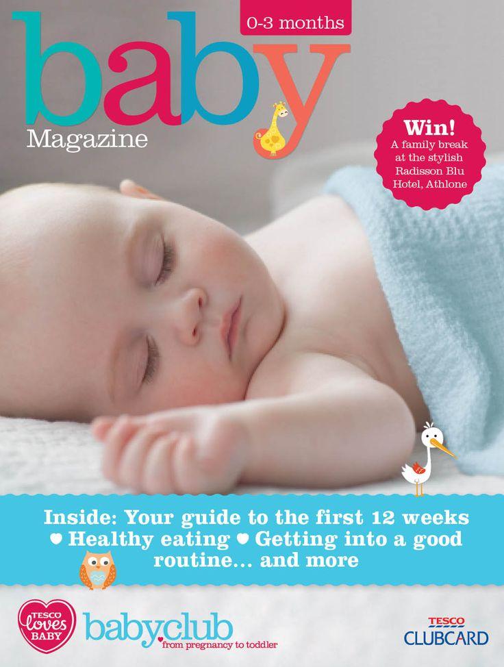 Baby Magazine (0-3m stage)