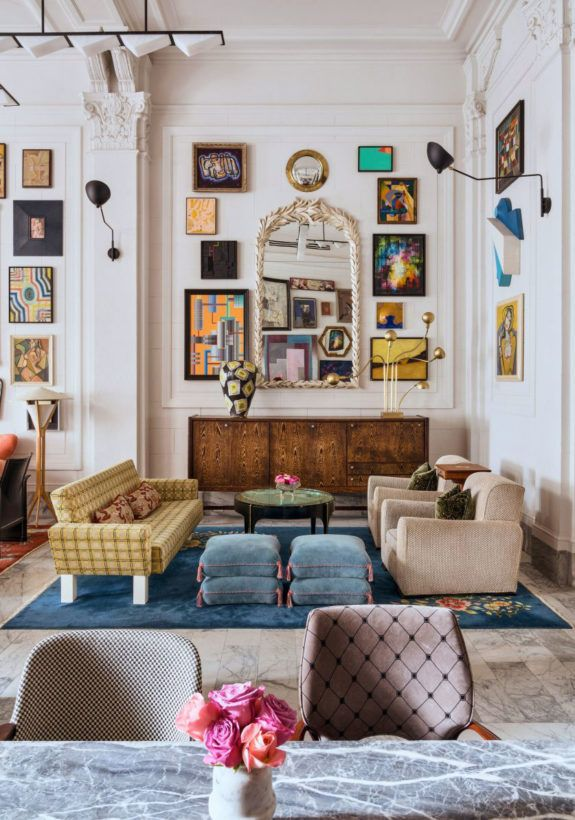 wear this there: proper | Pinterest | Interiores, Comedores y Sala ...