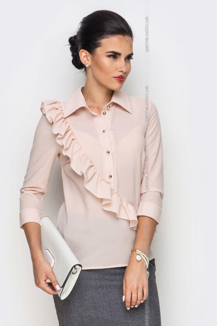 Блуза женская. Блузы, рубашки: Molegi - артикул: 4031607.