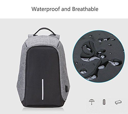 Anti-Theft Laptop Backpack 15.6 inch with USB Charging   Computers and Accessories Accessories and Peripherals Bags and Sleeves Laptop Accessories Laptop Backpacks   Best news and deals!