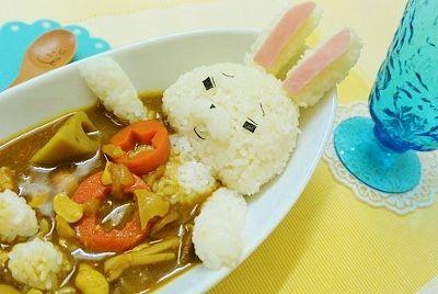 Kamiusagi Rope curry