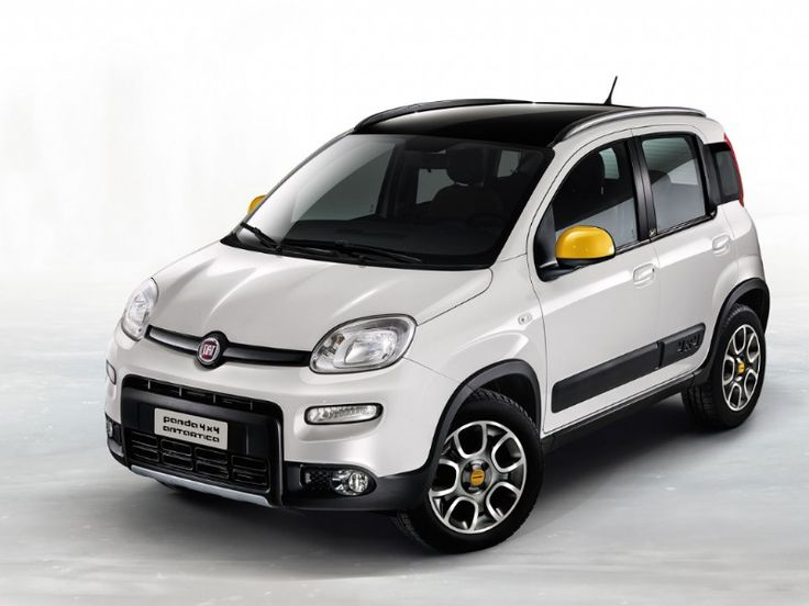 Fiat Panda 4x4 wordt 30 jaar, tijd voor een actiemodelletje