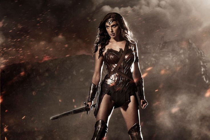 First Look at Gal Gadot as Wonder Woman and full cast is revealed