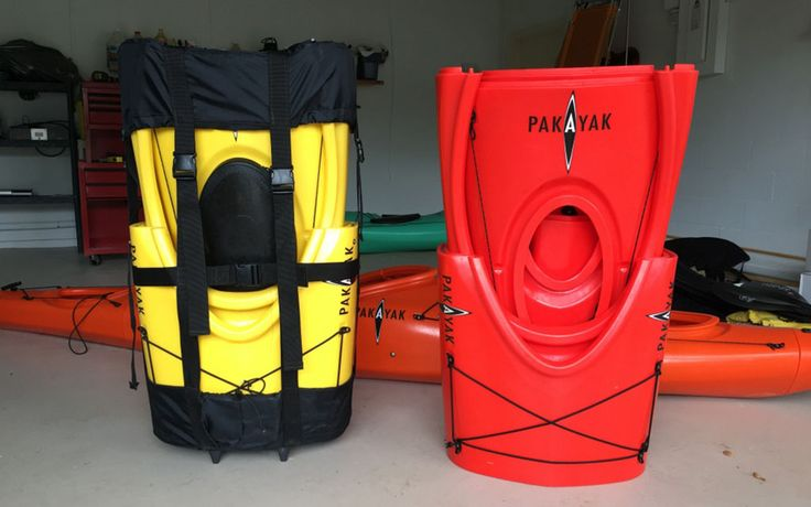 Be the most amphibious backpacker of all time.