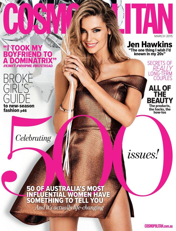 Cosmo Australia, March 2015