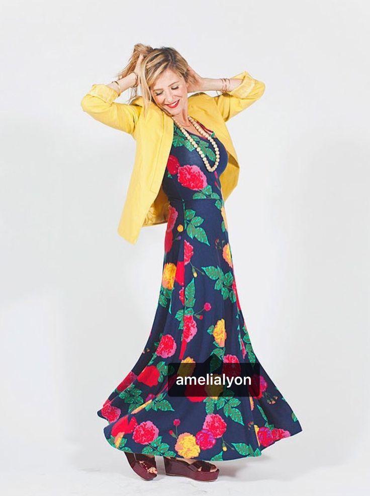 9 Best Images About Lularoe Ana Dress On Pinterest