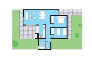 America 2 dormitorios procrear programa cr dito for Crear dormitorio virtual