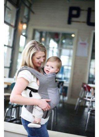 Boba Carrier - comfy, back and front carry-capable carrier. Just read  an article that these are best for mom and baby