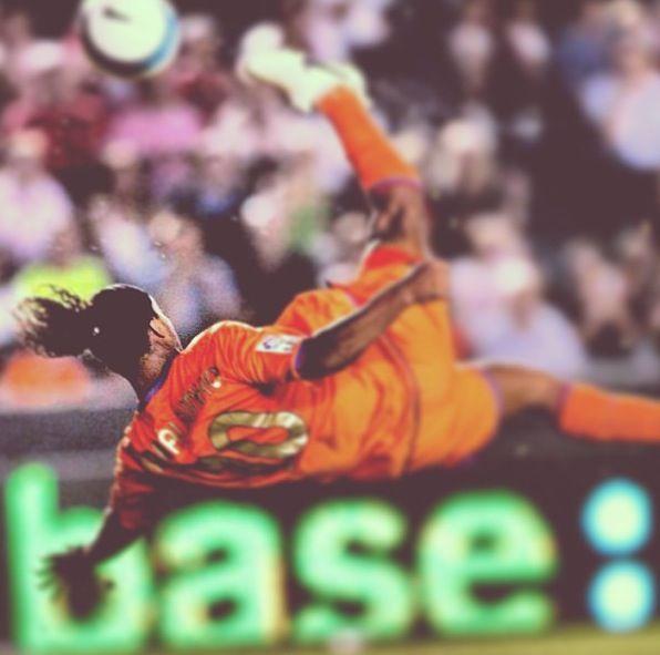 Ronaldinho The Magician