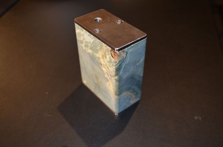 Sakura BOX - 26650 + YiHi SX350 60W by Morfis Mods