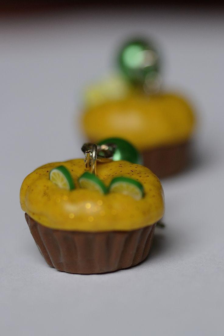 cake orecchini