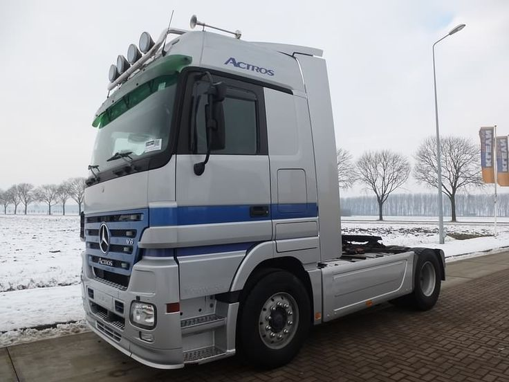For sale: Used and second hand - Tractor unit MERCEDES-BENZ 1860 LS