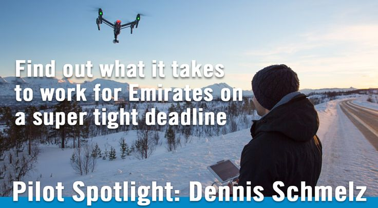 We interview Dennis Schmelz from Germany and find out what it takes to work for clients like Emirates & Boeing under tight deadlines!