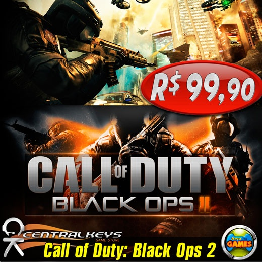 Call of Duty: Black Ops 2 (PC Download)