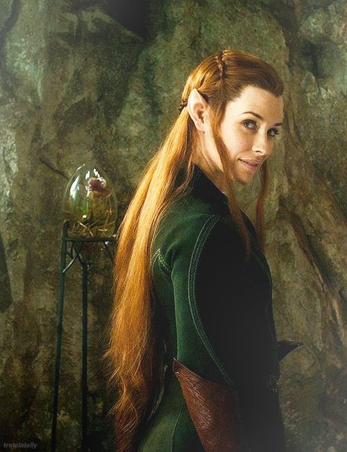 Why Isn T Tauriel In Lord Of The Rings
