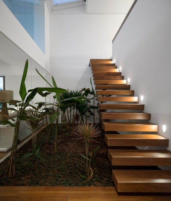 casa itu brazil design studio arthur casas escaleras voladas - Escaleras Voladas