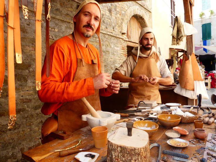 Mercato delle Gaite #Bevagna #Umbria