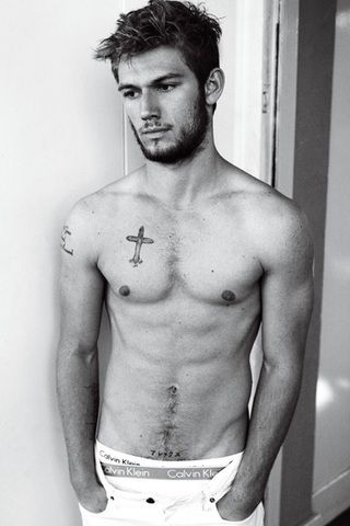 "Alex Pettyfer.. AKA ""no, not Channing Tatum, the other hot guy from Magic Mike!"" lol"