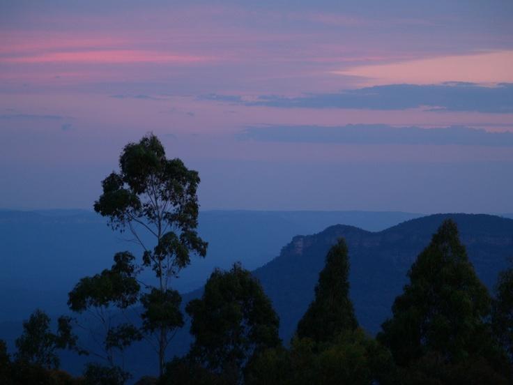 Blue Mountains, Australia. 2007