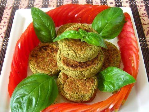 Polpette di lenticchie al sugo (370 calorie a porzione) - YouTube