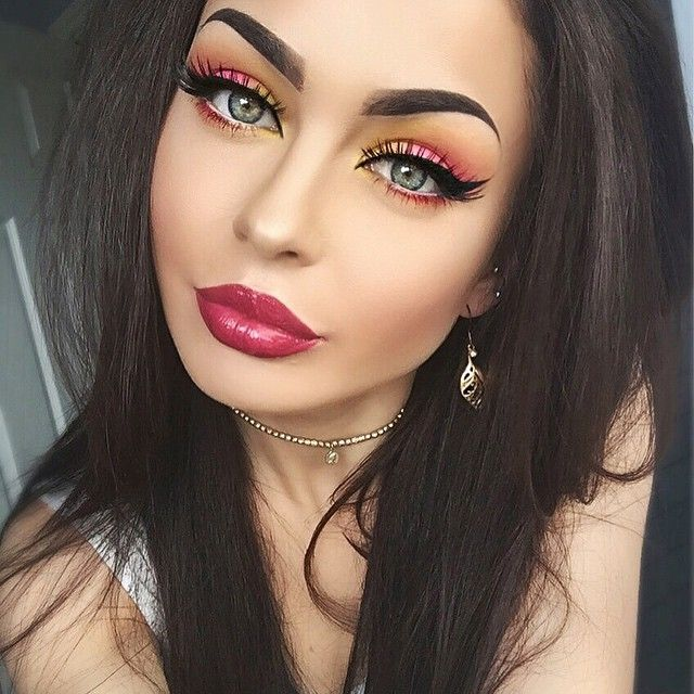 Best 25+ Full Face Of Makeup Ideas On Pinterest | Full Face Makeup Picture Makeup And Prom Makup