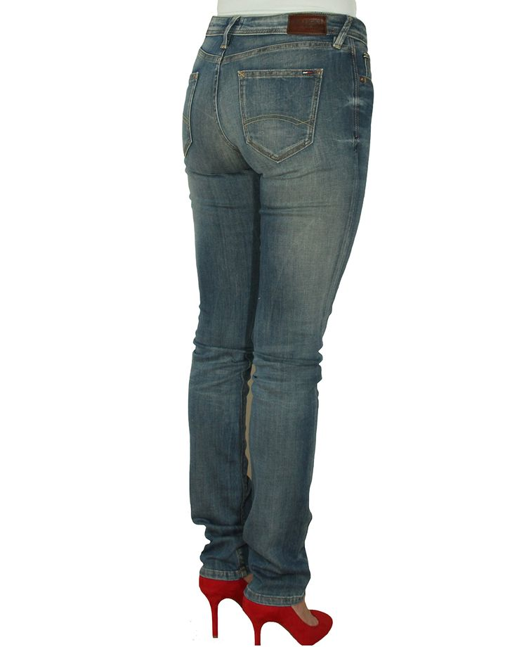 Spodnie damskie TOMMY HILFIGER naomi qust PF14