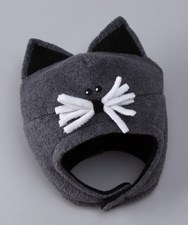 kitty fleece hat from 32 Degrees via Zulily