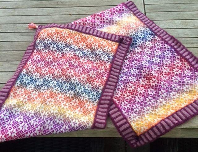 82 best Fair Isle images on Pinterest | Fair isles, Knit patterns ...