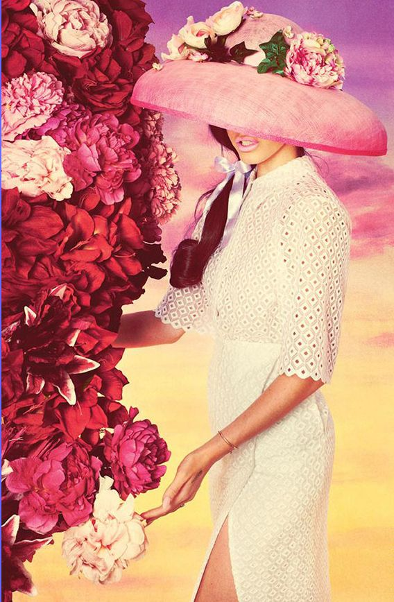 Lana Del Rey love the hat<3