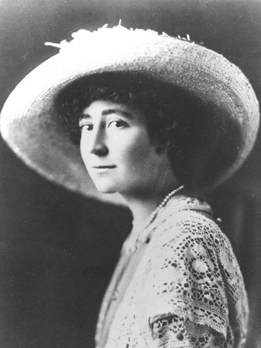 Jeannette Rankin was born on June 11, 1880 in Montana.