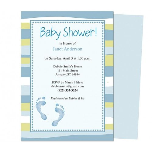 8 best Baby Shower Invitation Templates images on Pinterest - baby shower flyer templates free