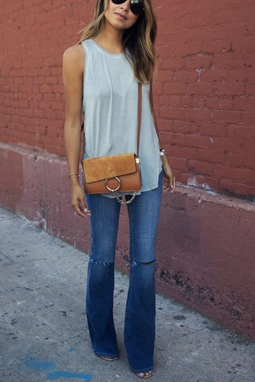 so easy, so ready for the weekend...found on sincerelyjules.com