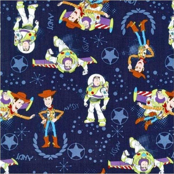 Telas infantiles - Tela FQ :: Toy Story :: - hecho a mano por nosgustanlosretros en DaWanda