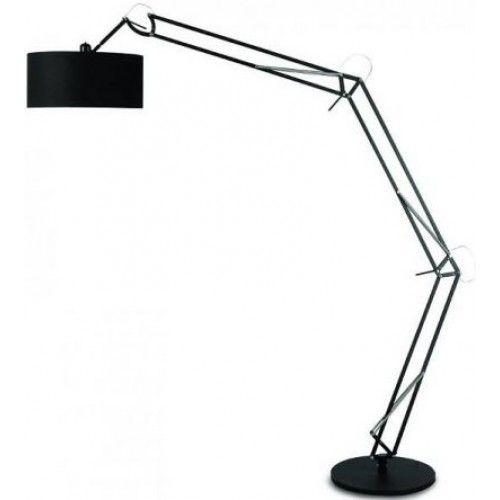 MIlano XL, Staande booglamp, industrieel