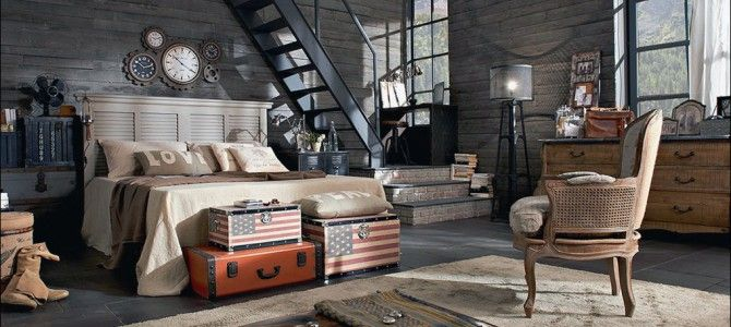 factory style pourquoi notre d co fait elle sa. Black Bedroom Furniture Sets. Home Design Ideas