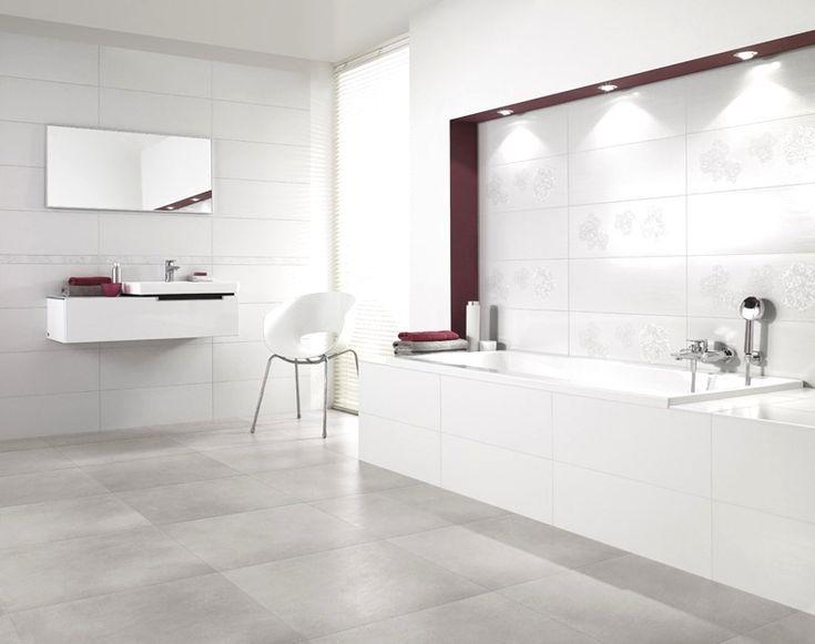 Die besten 25+ weiße Fliesen Ideen auf Pinterest Küchenfliesen - wohnzimmer fliesen grau