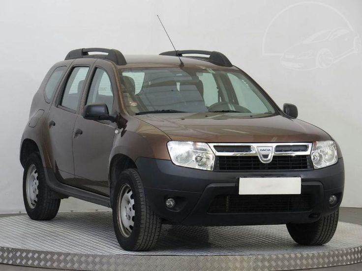 Kliknutím otevřete velkou fotografii Dacia Duster