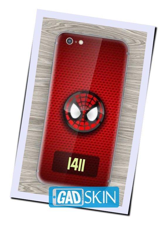 http://ift.tt/2cPyPnX - Gambar Spiderman 1411 ini dapat digunakan untuk garskin semua tipe hape yang ada di daftar pola gadskin.