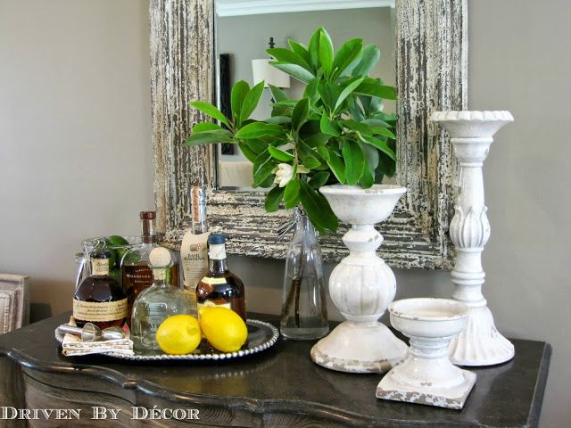 House Tour: Dining Room. Mini BarsBar IdeasGuest ...