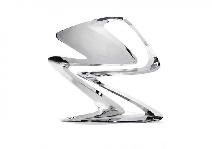 Z-Chair - Design - Zaha Hadid Architects