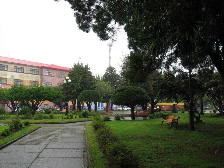 Plaza de Armas, Ancud