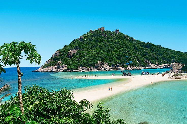 Thailand, Koh Tao: Reppureissaajien suosikkeja! www.finnmatkat.fi  #Finnmatkat
